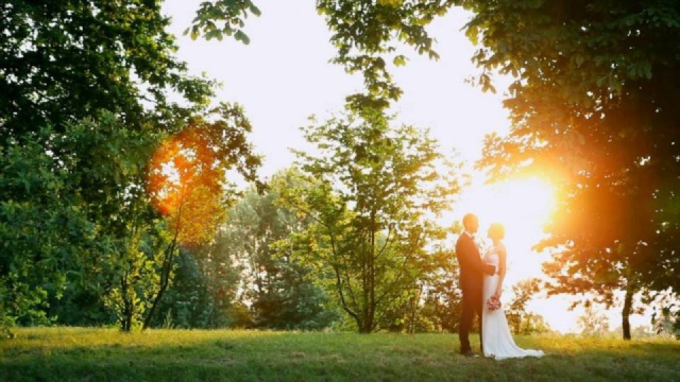 {Wedding} Amandine & Aurelien I Mariage au Domaine de Quincampoix
