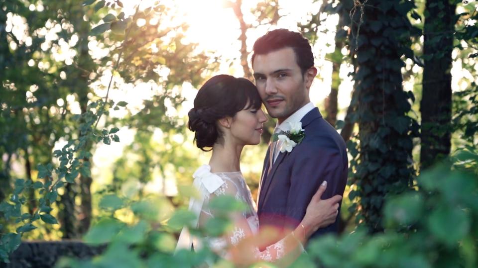 {Wedding} Chloé & Maxime I Mariage au domaine des Pommerieux (02)